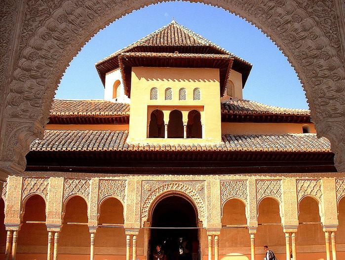 Альгамбра - жемчужина Андалузии 34178