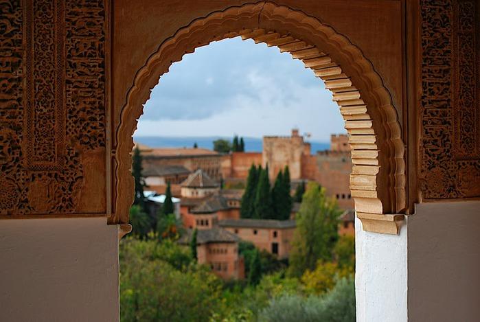 Альгамбра - жемчужина Андалузии 69548