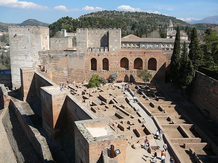 Альгамбра - жемчужина Андалузии 32244