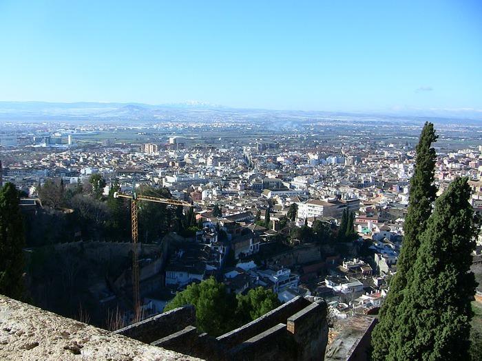 Альгамбра - жемчужина Андалузии 51115