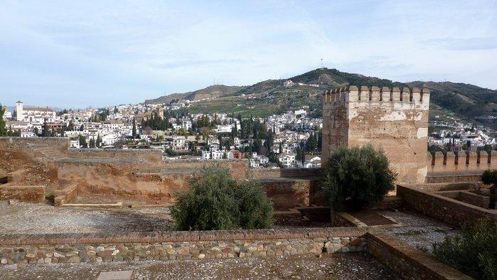 Альгамбра - жемчужина Андалузии 38239