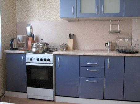 Хотя дизайн нашей кухни мне