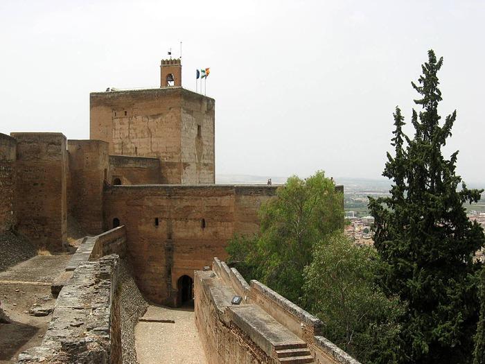 Альгамбра - жемчужина Андалузии 78221