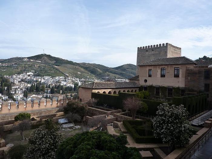 Альгамбра - жемчужина Андалузии 26410