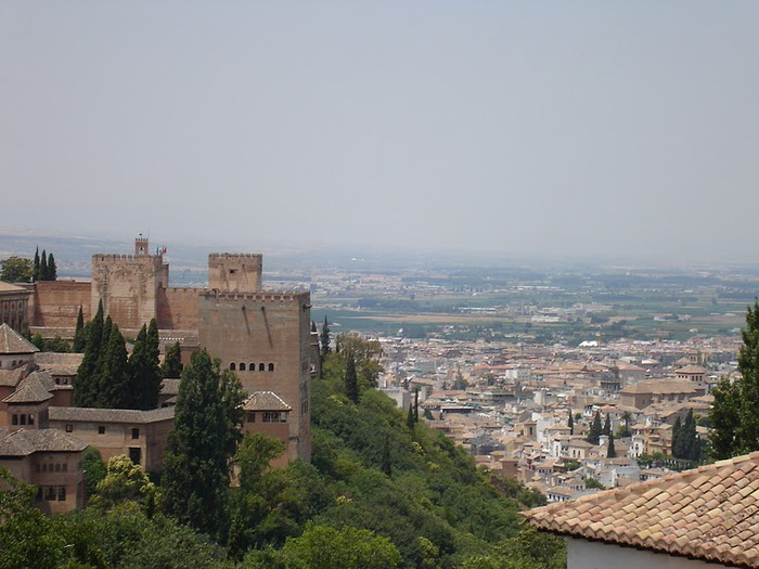 Альгамбра - жемчужина Андалузии 17832