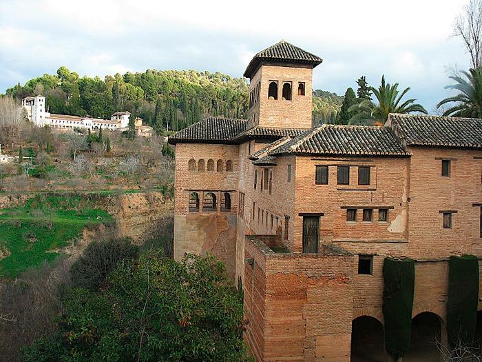 Альгамбра - жемчужина Андалузии 18188