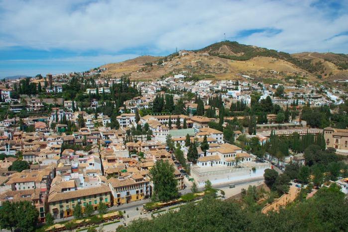 Альгамбра - жемчужина Андалузии 69011