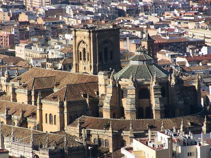 Альгамбра - жемчужина Андалузии 76104