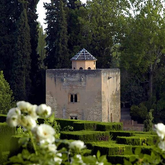 Альгамбра - жемчужина Андалузии 67529