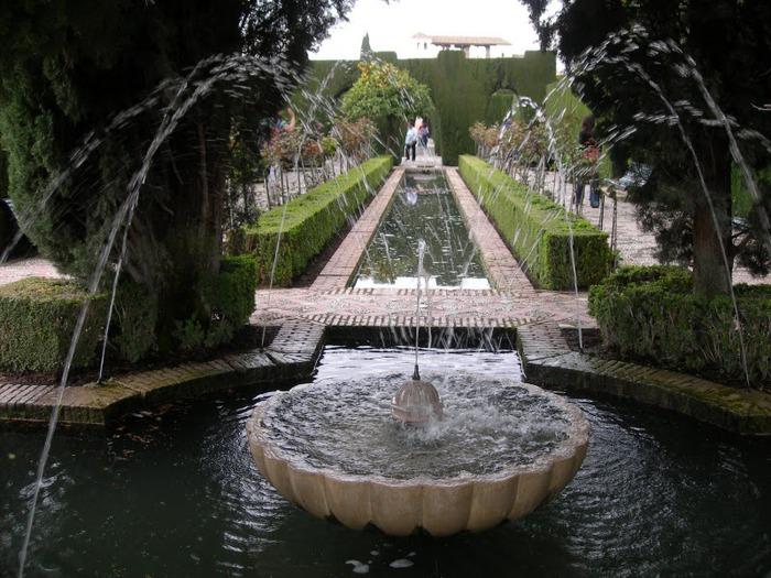 Альгамбра - жемчужина Андалузии 78799