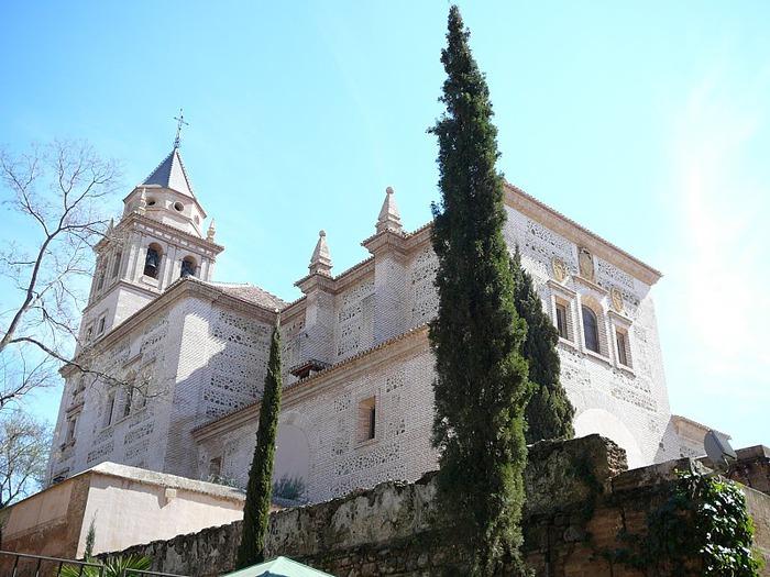 Альгамбра - жемчужина Андалузии 91557