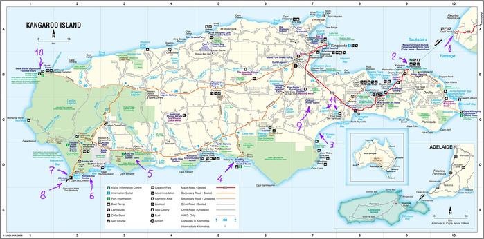 Остров Кенгуру 67523