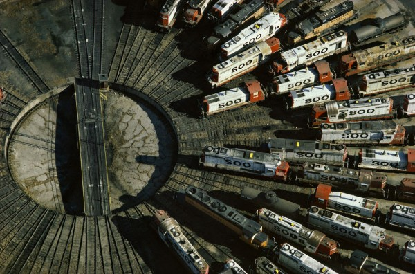 Взгляд с высоты Алекса Маклина