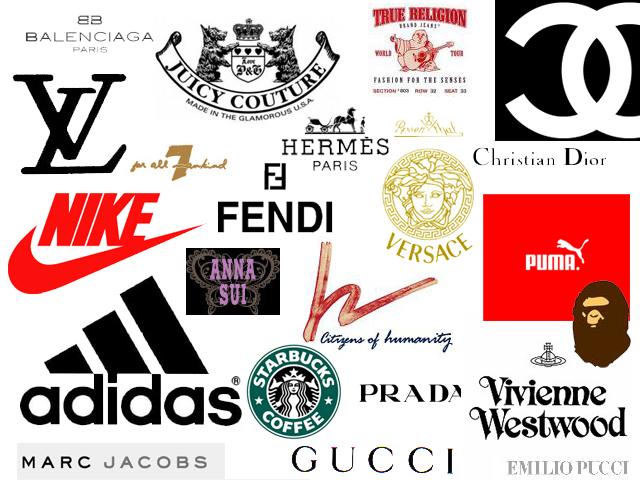 бренды, брендовые вещи...