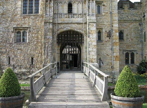 Замок Хивер-кастл - Hever Castle 82515