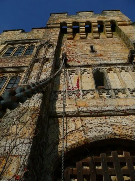 Замок Хивер-кастл - Hever Castle 98736
