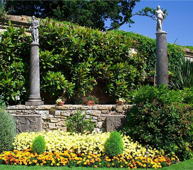 Замок Хивер-кастл - Hever Castle 22947