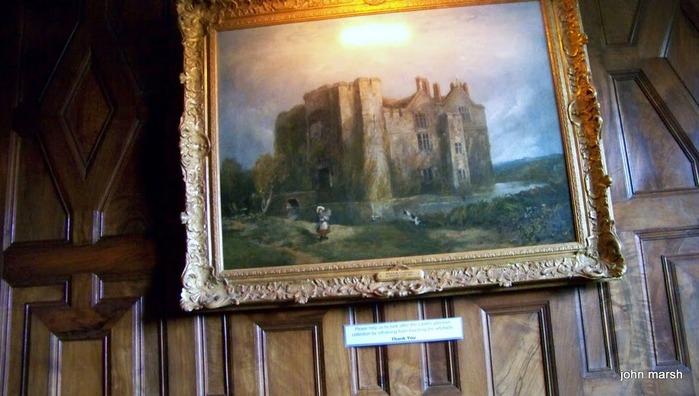 Замок Хивер-кастл - Hever Castle 27206