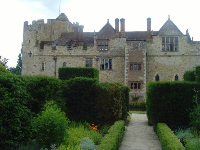 Замок Хивер-кастл - Hever Castle 86807
