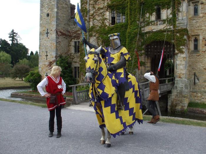 Замок Хивер-кастл - Hever Castle 57240