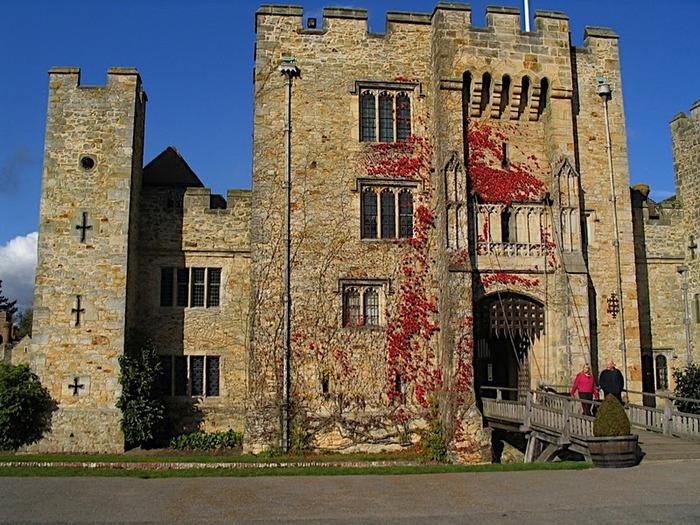 Замок Хивер-кастл - Hever Castle 81524
