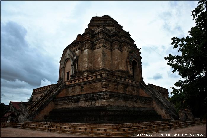 Чианг Май, Wat Chedi Luang