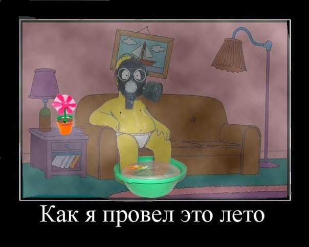 как я провел блятское дымное лето в москве 2010 года