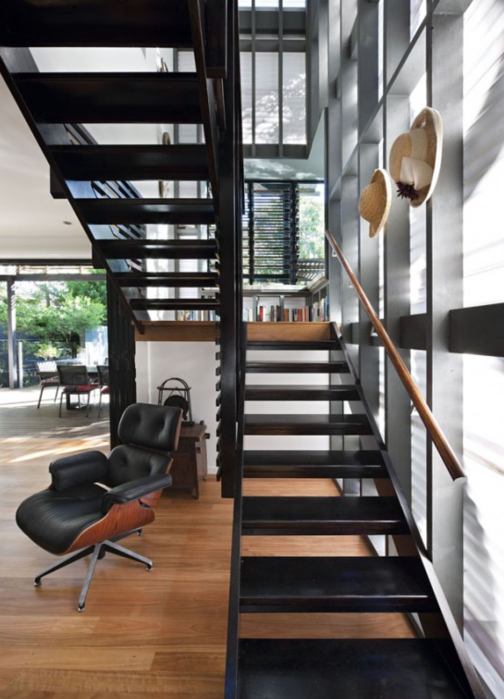 """Новый проект студии Bark Architects под названием """"Marcus Beach House"""" (Пляжный домик Маркуса)"""
