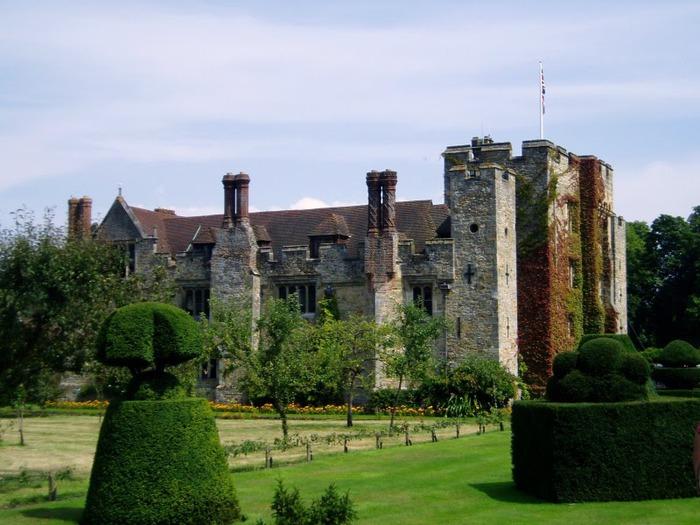 Замок Хивер-кастл - Hever Castle 87571
