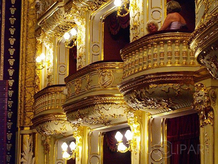 Одесский оперный театр.