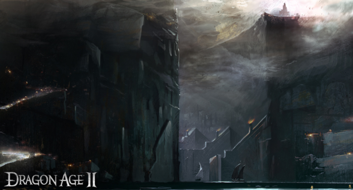 Трейлер Dragon Age 2