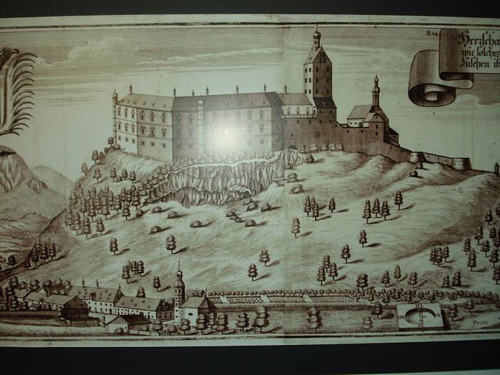 Замок Хоэнашау (Schloss Hohenaschau) 82338