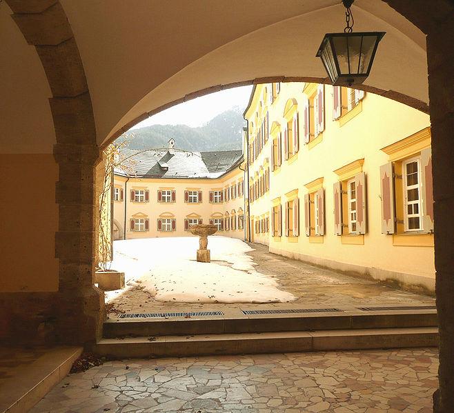 Замок Хоэнашау (Schloss Hohenaschau) 49172