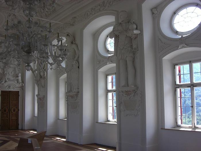 Замок Хоэнашау (Schloss Hohenaschau) 36473