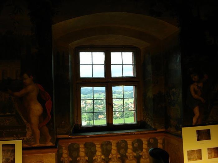 Замок Хоэнашау (Schloss Hohenaschau) 11698
