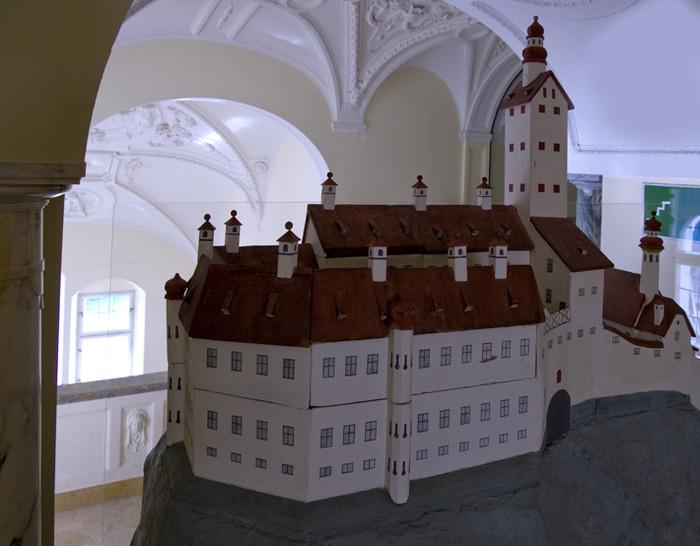 Замок Хоэнашау (Schloss Hohenaschau) 25730