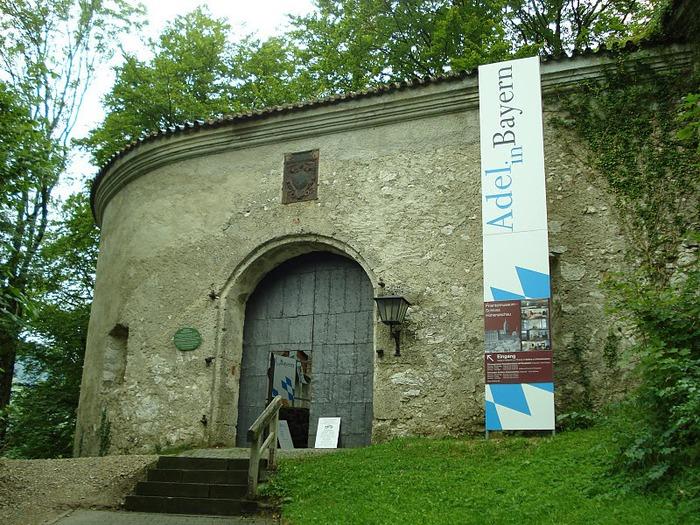 Замок Хоэнашау (Schloss Hohenaschau) 51425