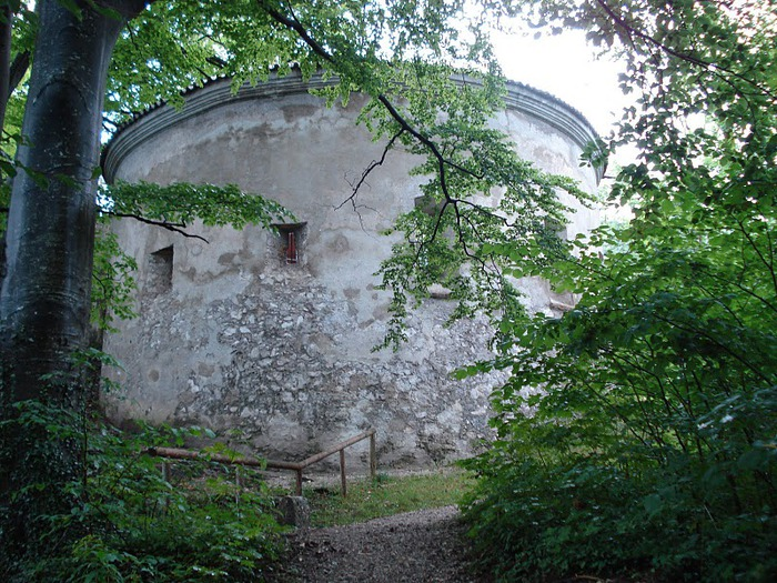 Замок Хоэнашау (Schloss Hohenaschau) 73972
