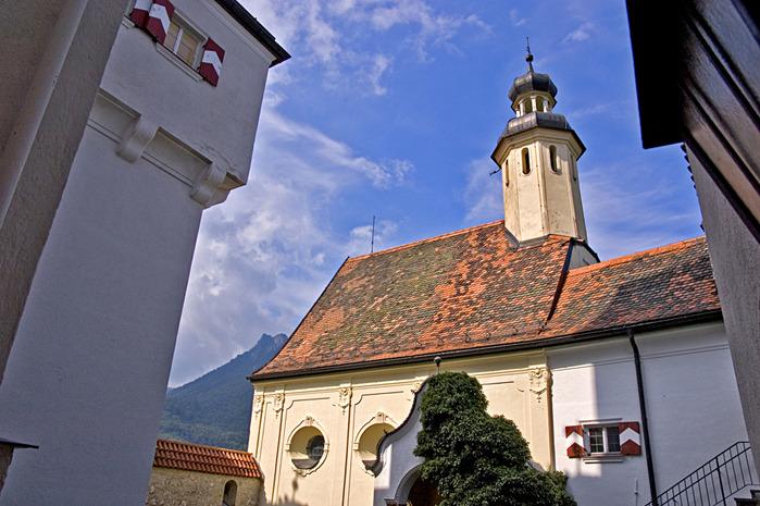 Замок Хоэнашау (Schloss Hohenaschau) 64405