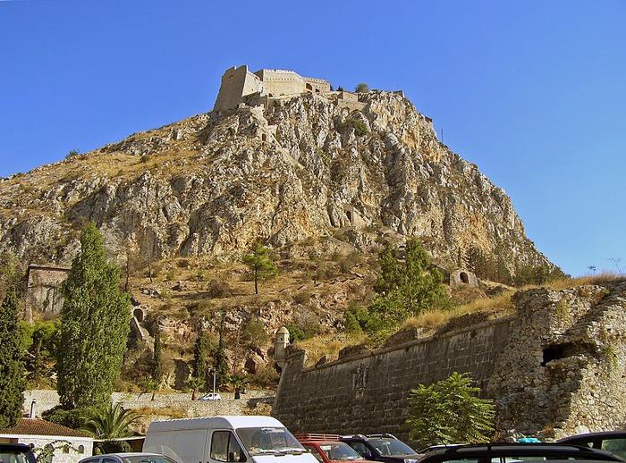 Крепость Паламиди 97850