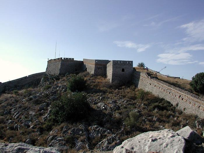 Крепость Паламиди 80423
