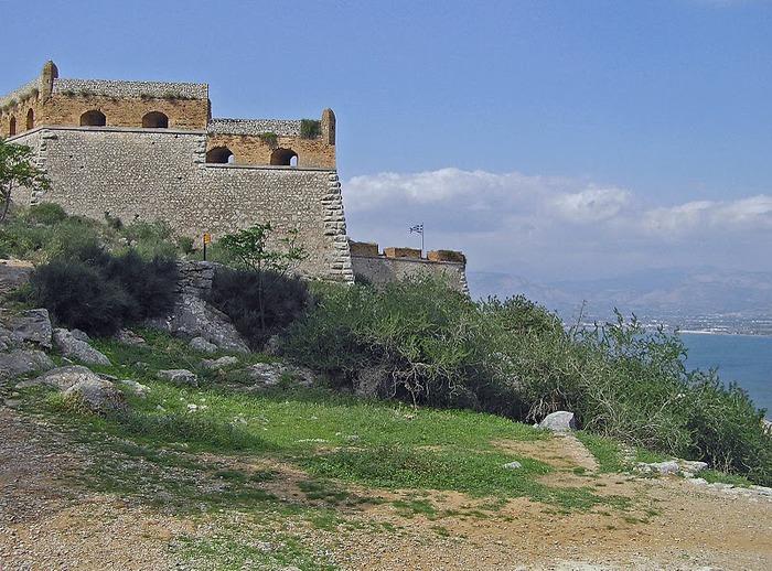Крепость Паламиди 95896