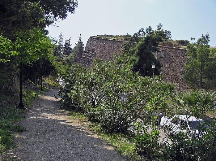 Крепость Паламиди 54234
