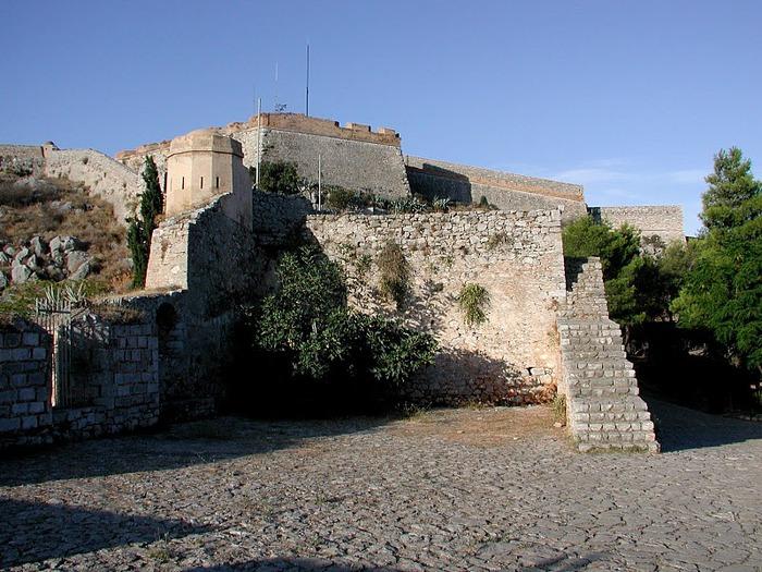 Крепость Паламиди 18681