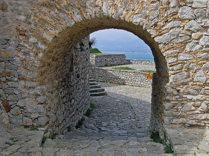 Крепость Паламиди 60783