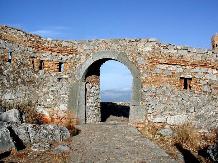 Крепость Паламиди 62784
