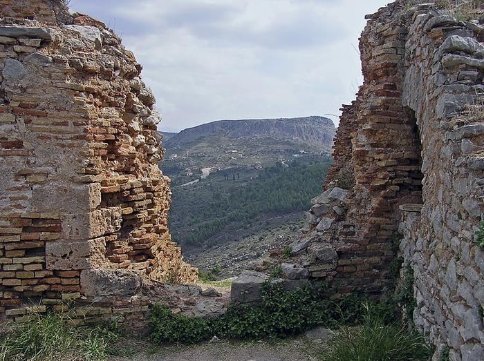 Крепость Паламиди 29851