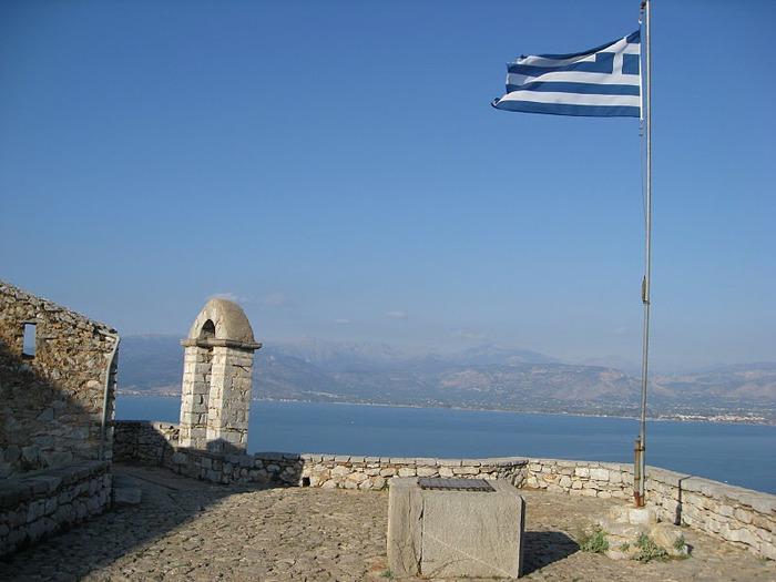 Крепость Паламиди 95291