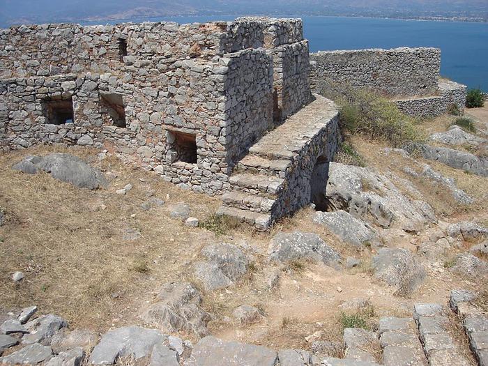 Крепость Паламиди 74070