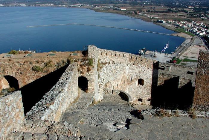 Крепость Паламиди 88846